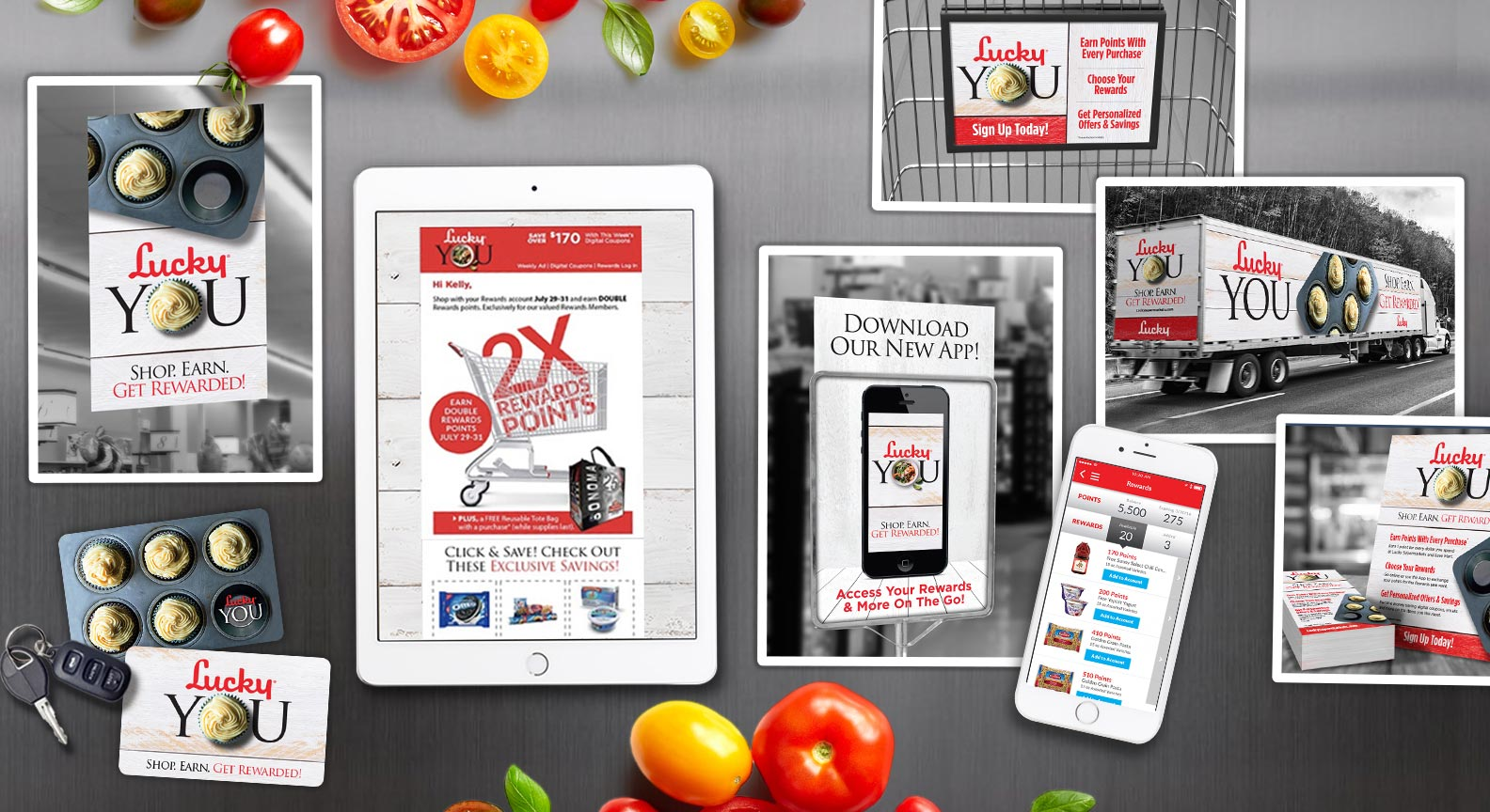 Red Van Creative Branding Website Design Project Email Design and Management