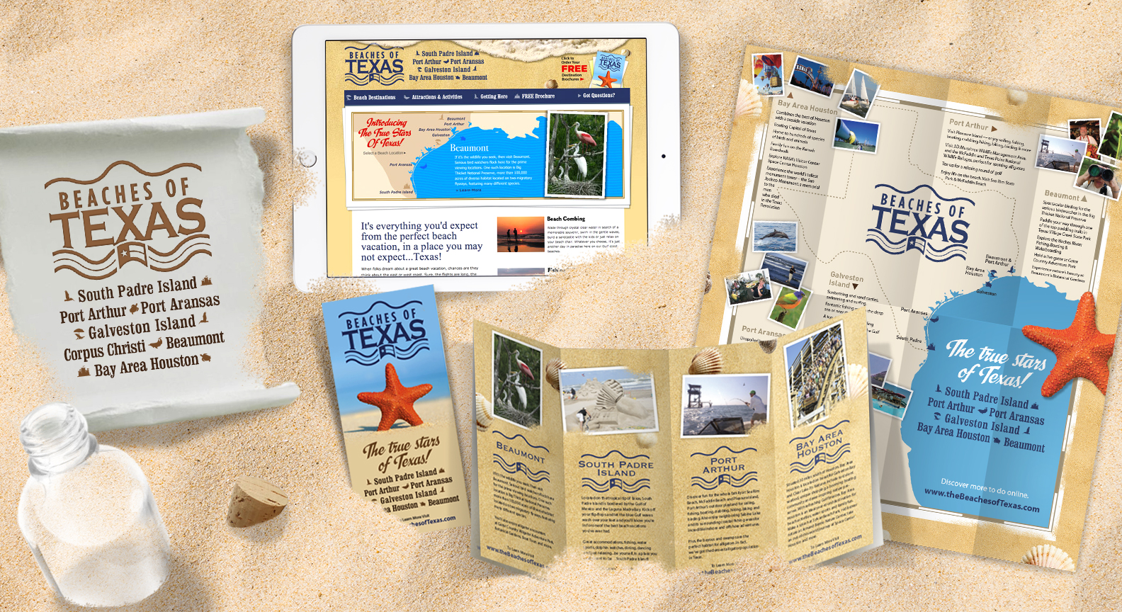 Timber Creek Environmental Website Design, Sales Collateral, Direct Mail
