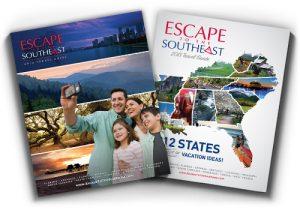 ETTS Red Van Creative Publication Design