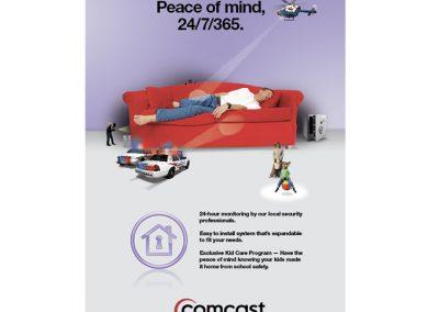 Red Van Creative Print Advertising