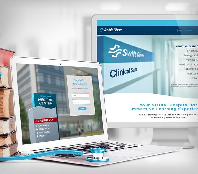 Website Design By Red Van Creative