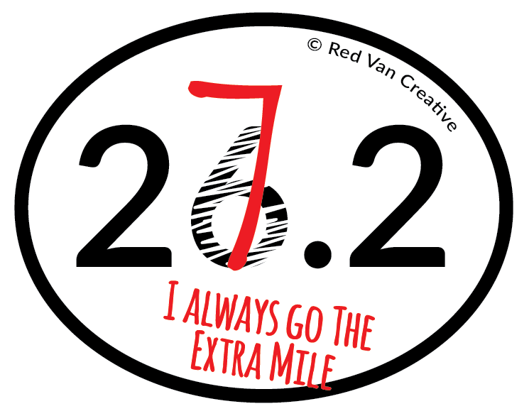 I always to go the extra mile - Red Van Creative