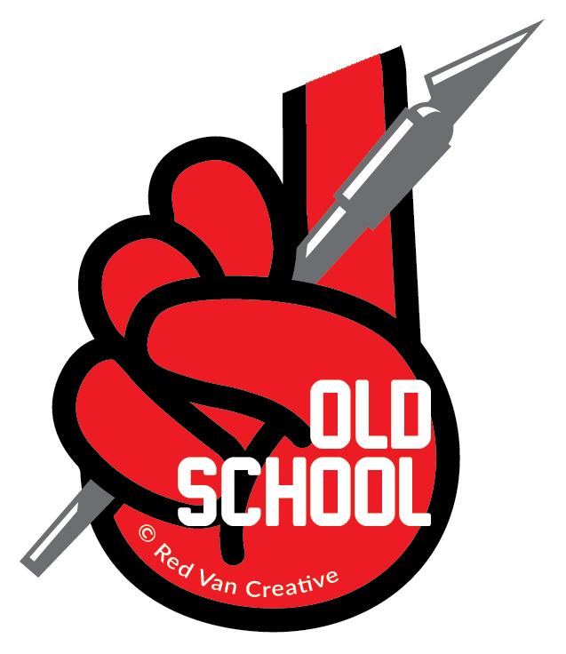 Old School Creative - Red Van Creative